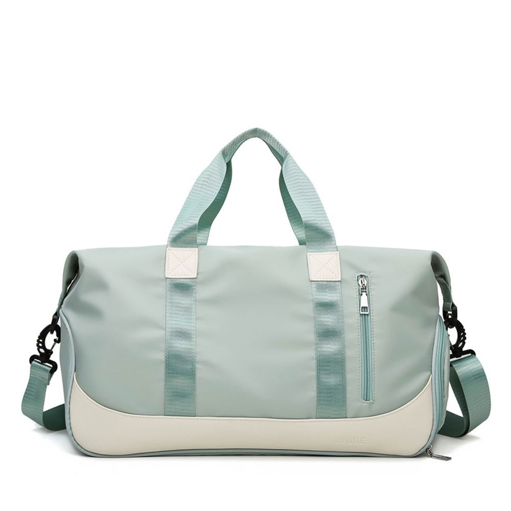 oonir - 乾濕分離旅行運動包-薄荷綠