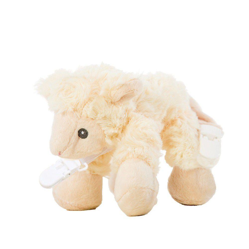 Snuggle 史納哥 - 娃娃奶嘴夾-小綿羊