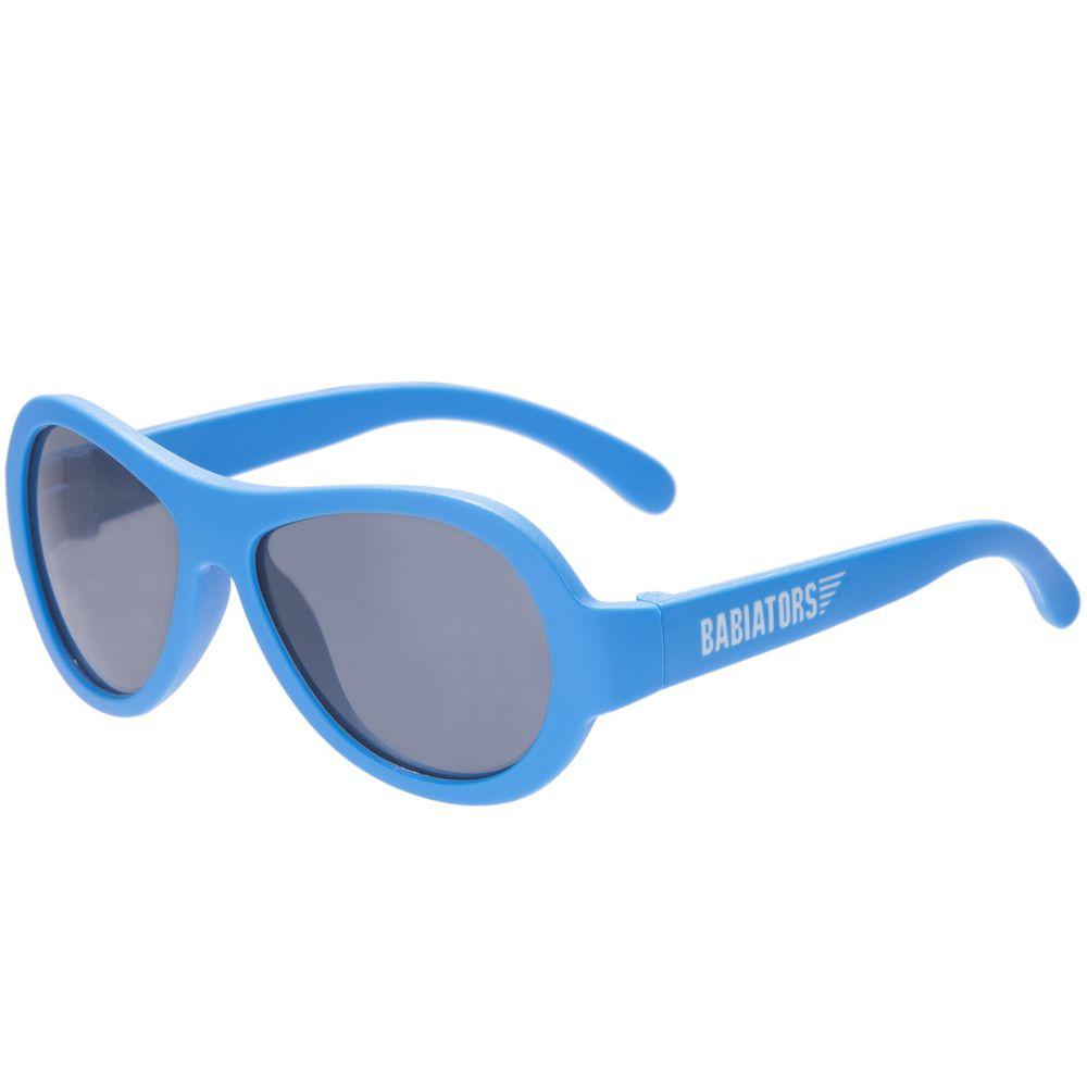 Babiators - 兒童太陽眼鏡-飛行員系列-盛夏藍空-平光