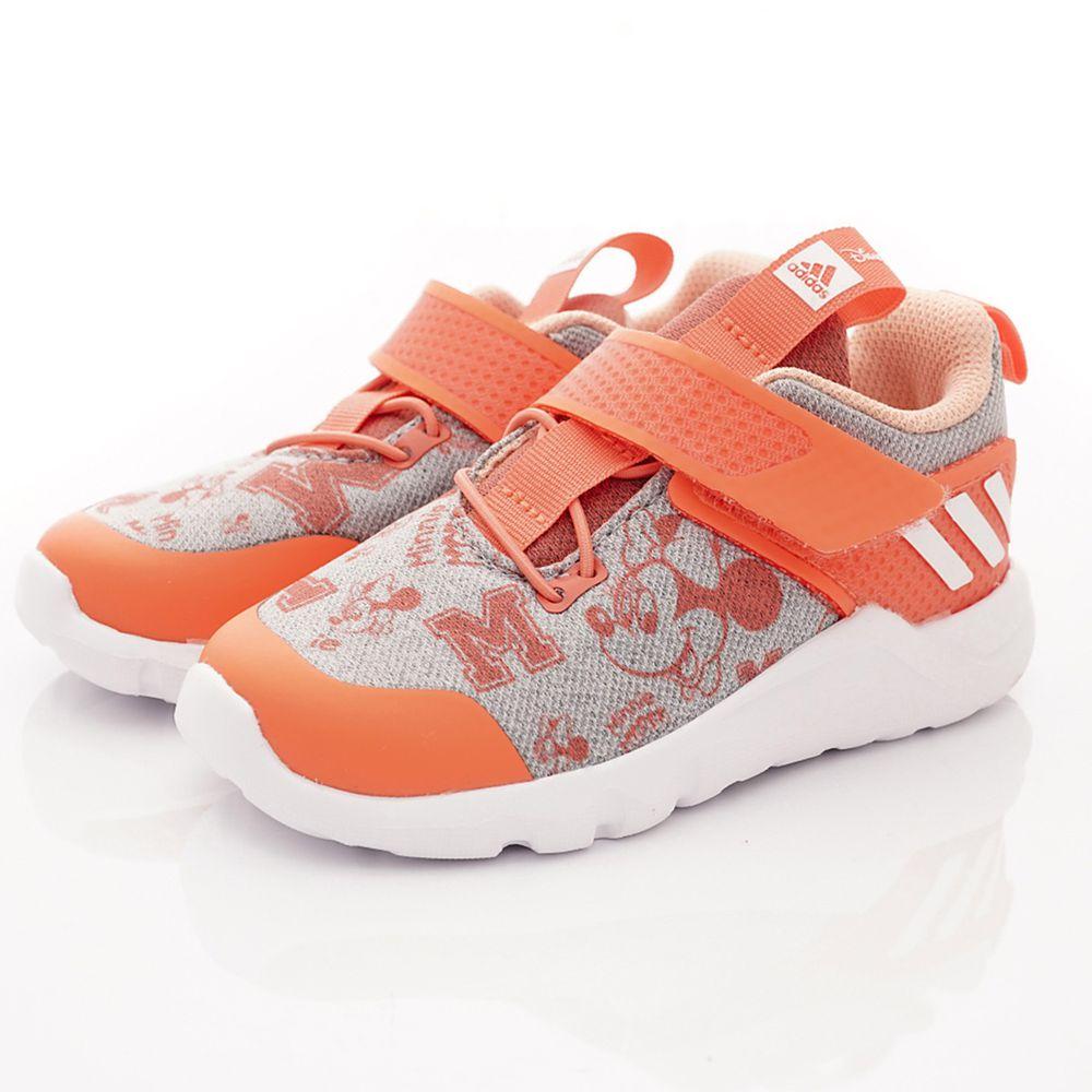 adidas - 迪士尼聯名學步鞋款(寶寶段)-灰橘