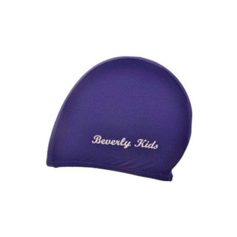 德國 BeverlyKids - 兒童泳帽-藍 (M [40~55cm])