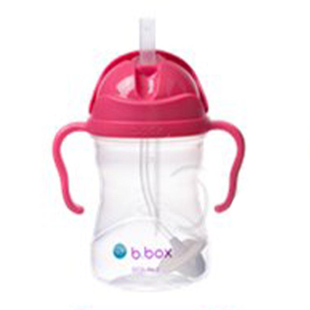 澳洲 b.box - 升級版防漏水杯-西瓜紅-240ml
