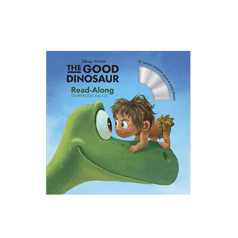 迪士尼系列CD有聲書-The Good Dinosaur 恐龍當家