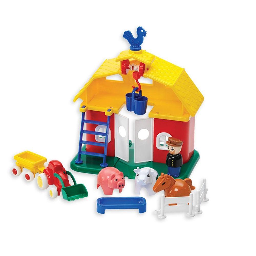 瑞典Viking toys - 【新品】公雞穀倉