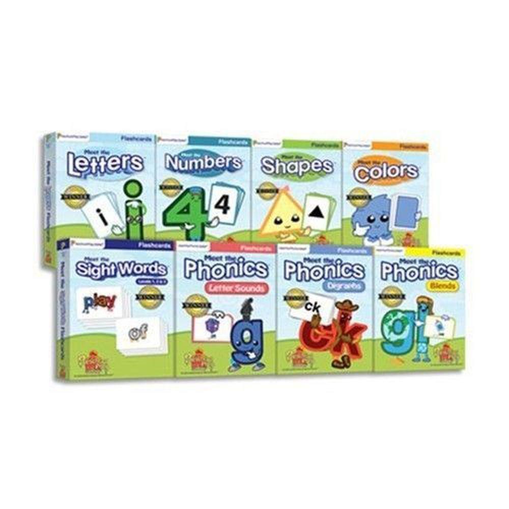 Preschool Prep - 閃卡組合-8盒