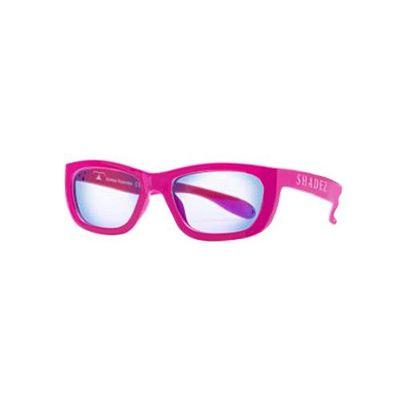 兒童抗藍光眼鏡-櫻花粉 (3Y~7Y)