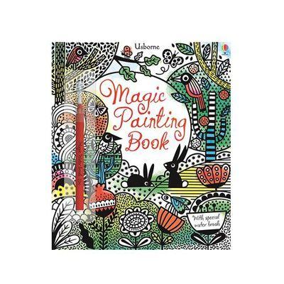 沾水著色書-Magic Painting Book