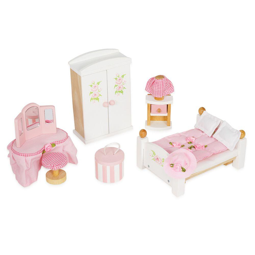 英國 Le Toy Van - Daisy Lane 英式奢華風系列 - 主臥室