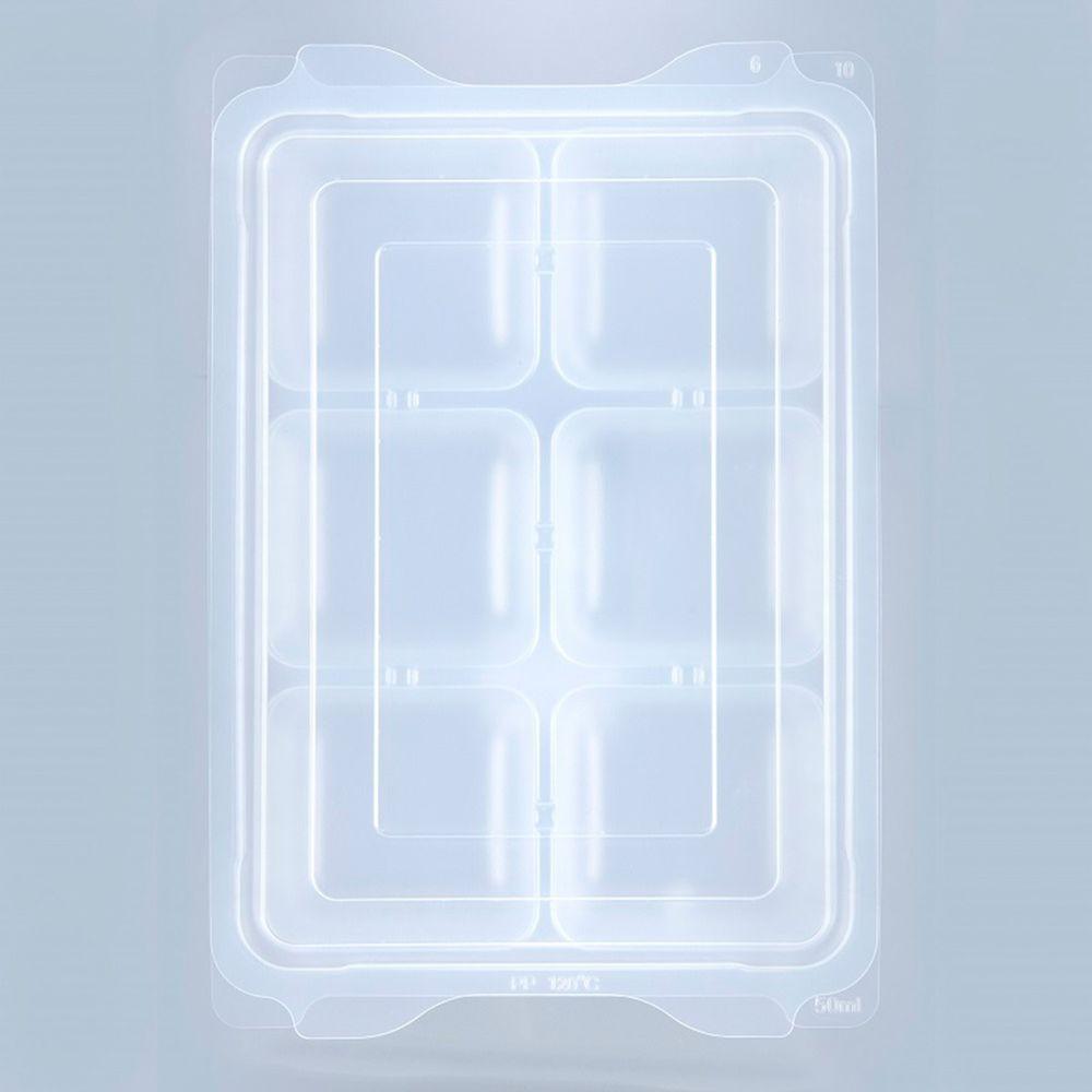 akachan honpo - 離乳食品冷凍保存盒 (L號)-50mlx6格