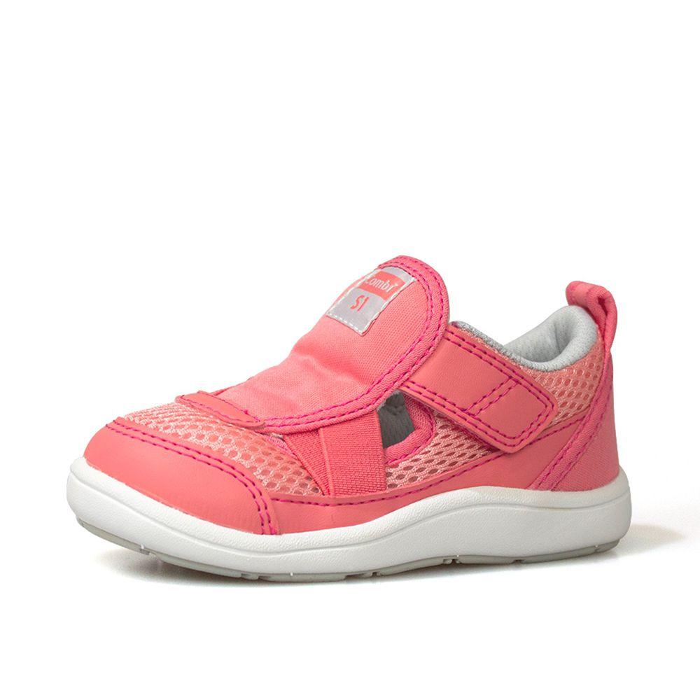 日本 Combi - 機能童鞋/學步鞋-2020年度鉅作新品CORE-S穩健步態機能鞋C01-粉