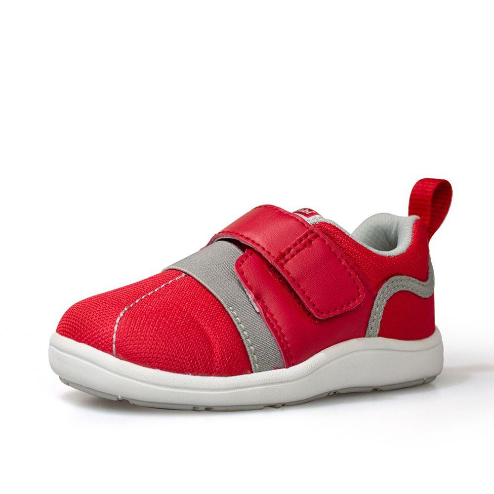 日本 Combi - 機能童鞋/學步鞋-2020年度鉅作新品CORE-S穩健步態機能鞋A01-紅