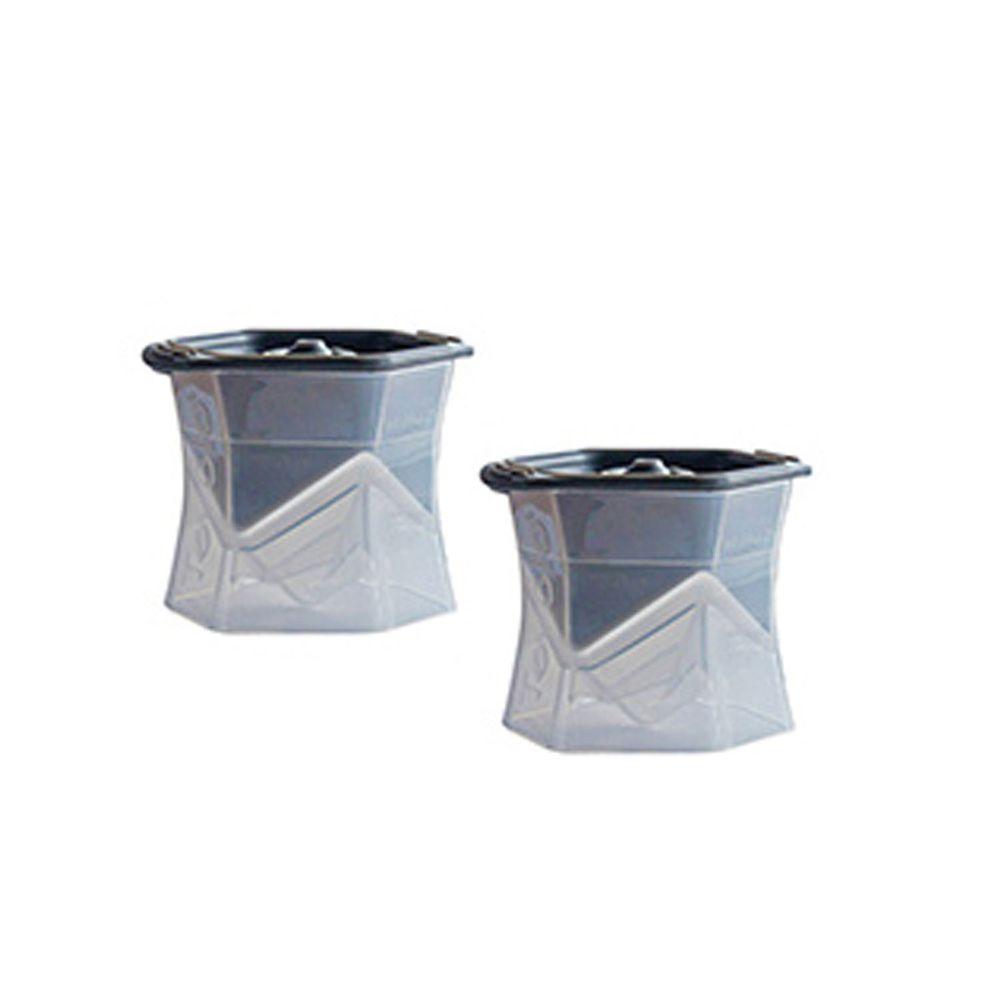 美國 Tovolo - 方形易取式製冰器-2件組-5.7x5.7cm