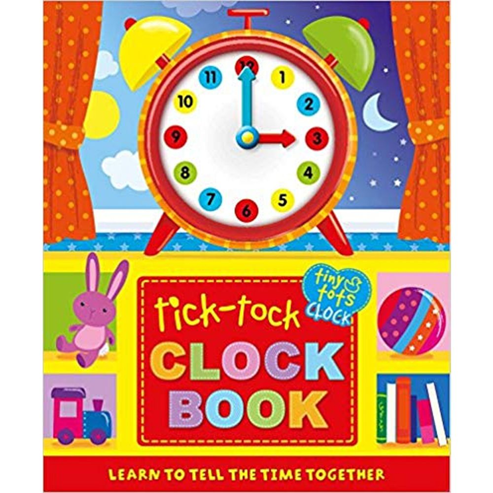 tick tock clock book時鐘