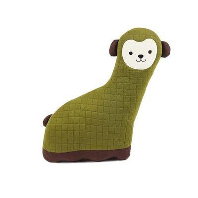 Hugdoll安全帶歡樂抱枕-綠色