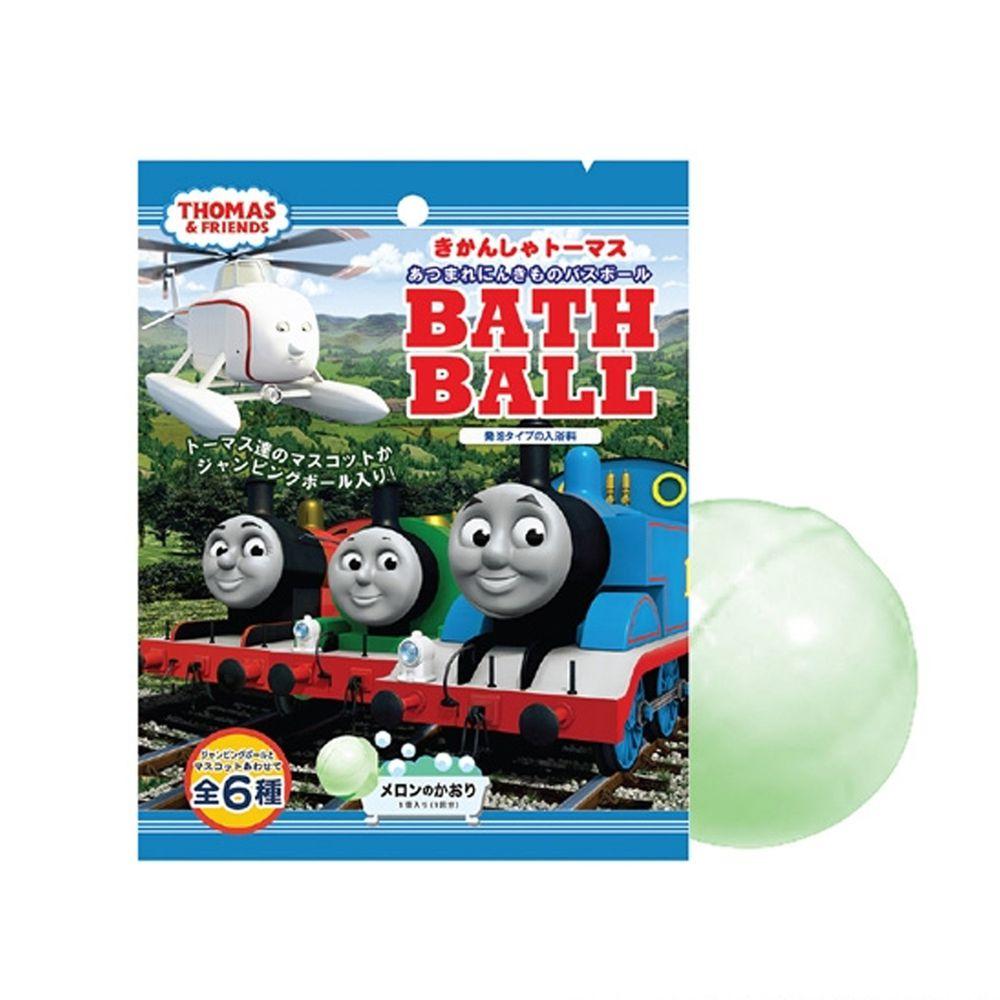 日本NOL - 湯瑪士小火車大集合泡澡球