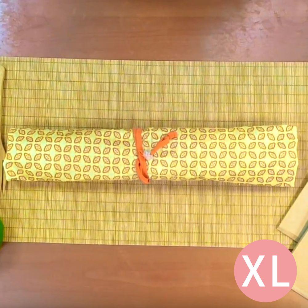 仁舟淨塑 - 蜂蠟保鮮布-超好蓋-大地棕 (XL)