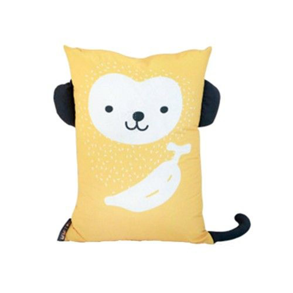 韓國 GGUMBI/DreamB - 動物造型抱枕-猴子