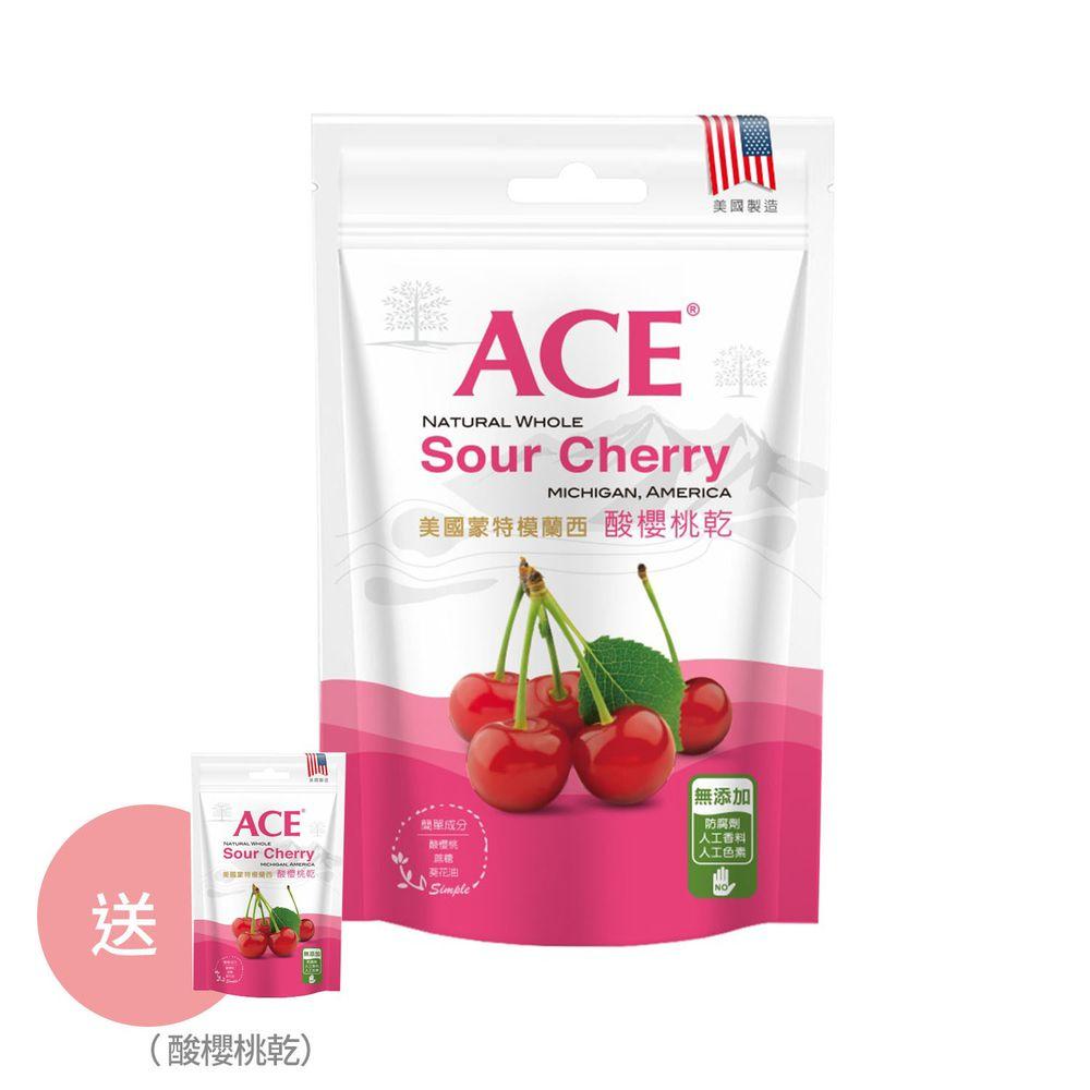 ACE - 買一送一組!!酸櫻桃乾*2-108公克/袋