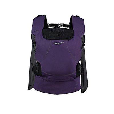 DXgo 探索背巾-紫紅色