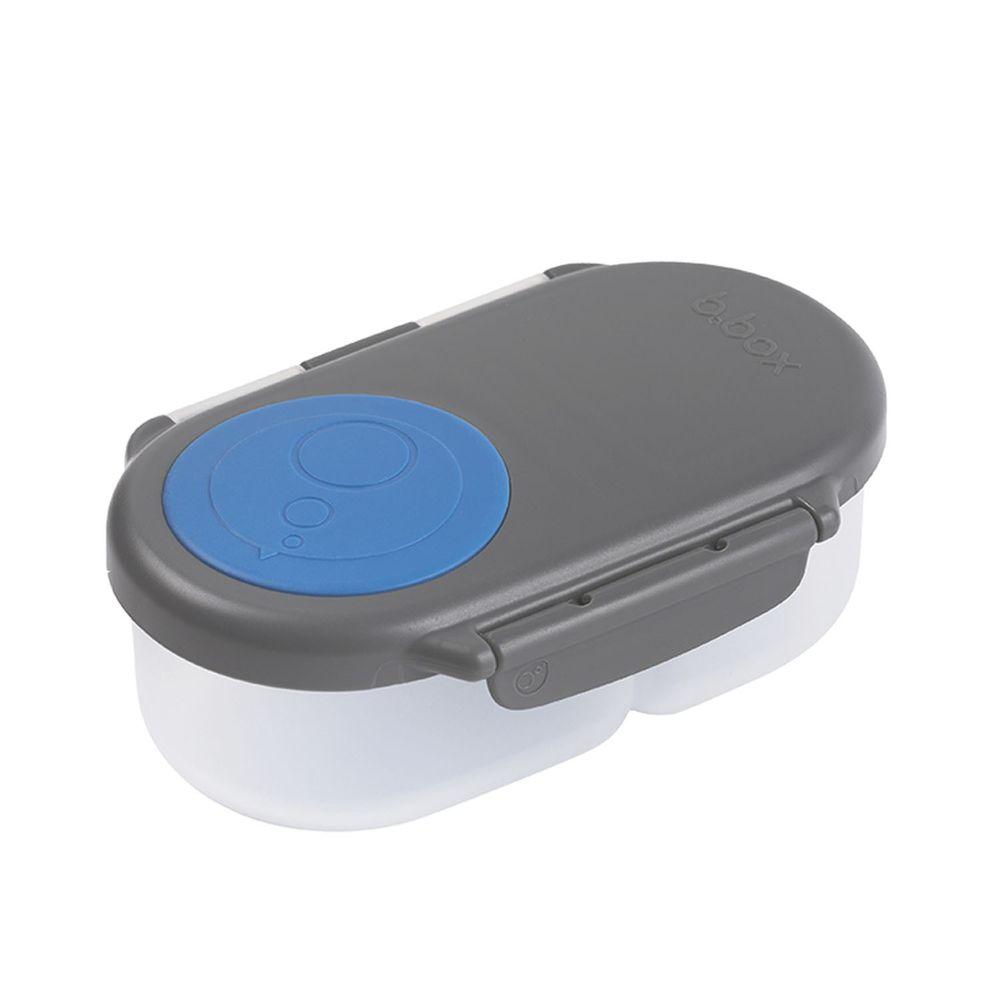 澳洲 b.box - 零食盒-石灰藍
