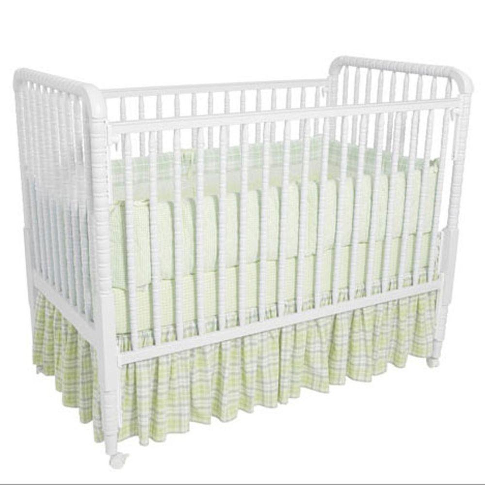 Rockland - 簡愛3合1成長床嬰兒床-附護欄-白色 (130X70)