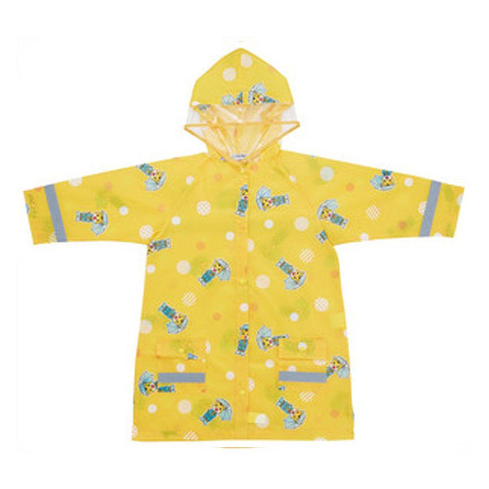 日本 SKATER 代購 - 兒童雨衣(附安全反光貼條)-巧虎 (110~125cm通用)