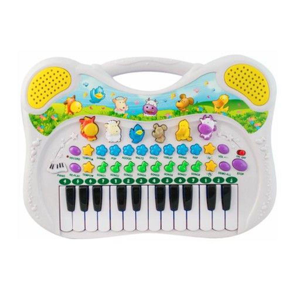 DJ Toys - 時尚動物電子琴