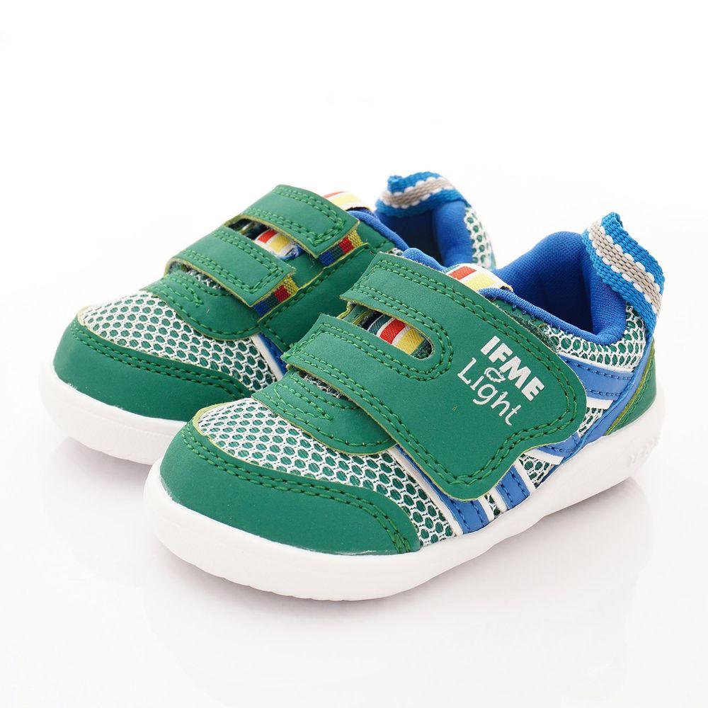 IFME - 日本IFME機能童鞋-超輕學步款(寶寶)-綠