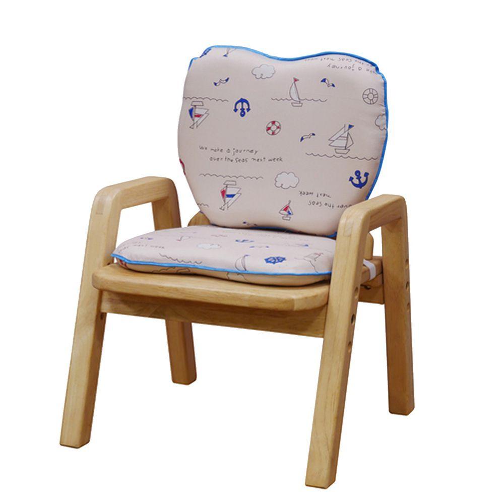 環安家具 - 成長椅坐墊-小水手日誌
