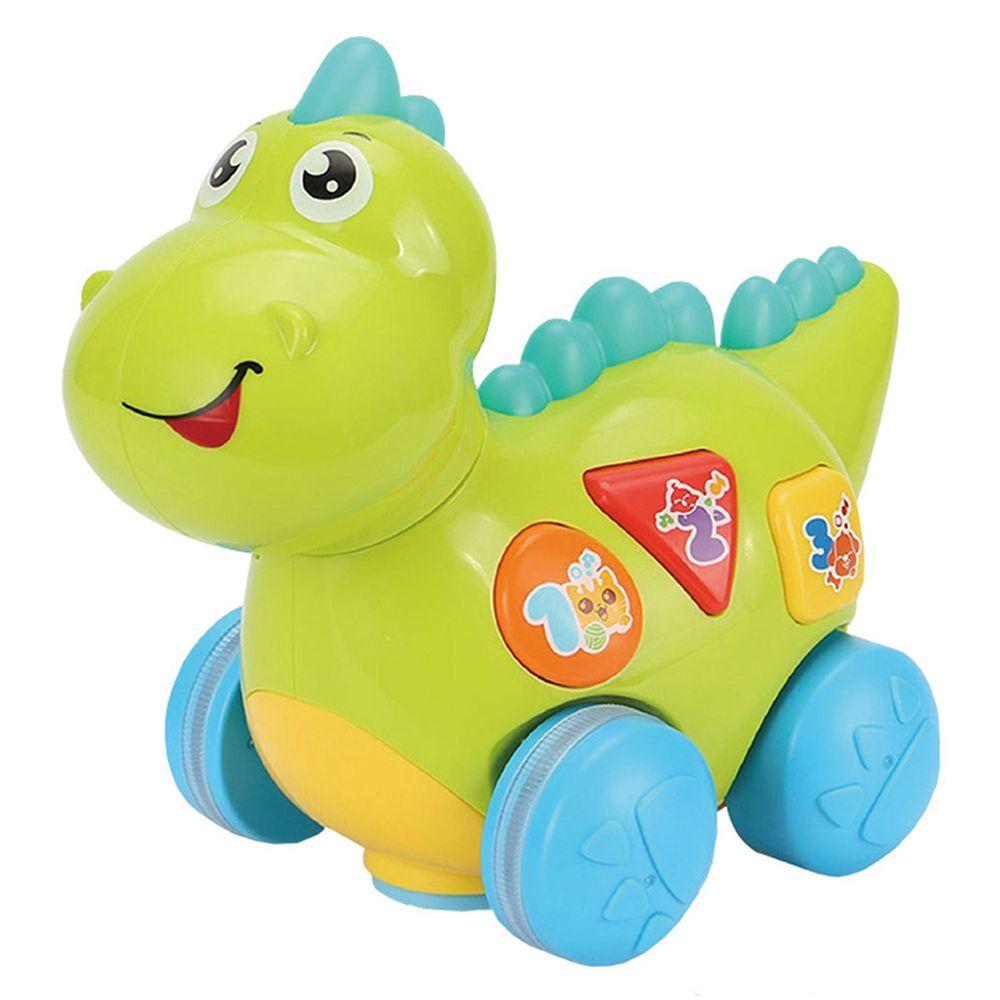 香港 HOLA - 幼兒聲光玩具-【新品】恐龍寶貝