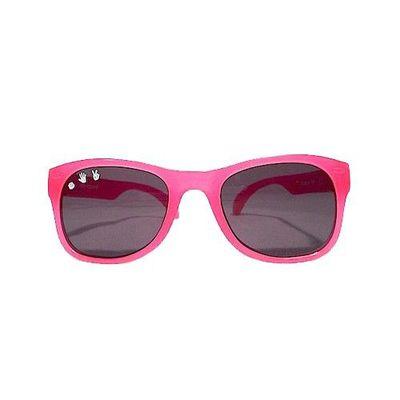 Roshambo繽紛視界 時尚墨鏡-寶寶款-蜜桃粉 (0-2Y)