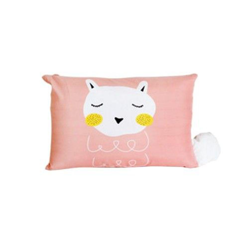 韓國 Dream B - 透氣防蹣護頭型嬰兒枕-綿羊