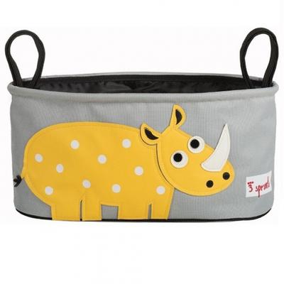 推車置物袋-小犀牛