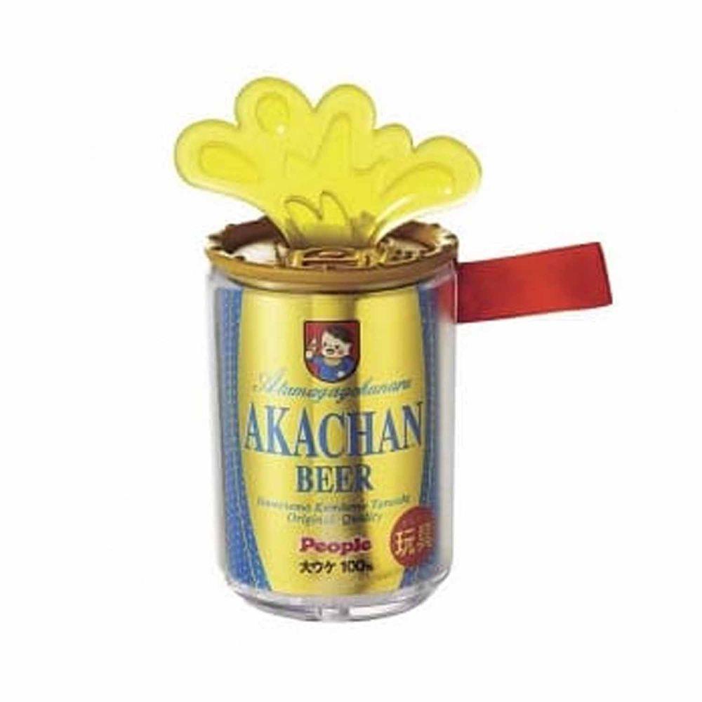 日本 People - 金色啤酒咬舔玩具