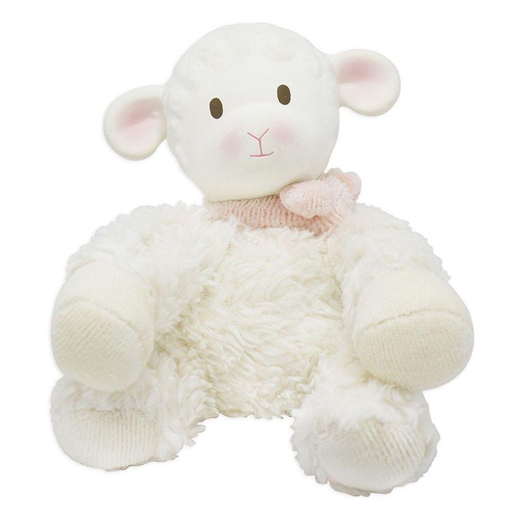 斯里蘭卡Meiya & Alvin - 咬咬玩偶-莉拉迷你小羊