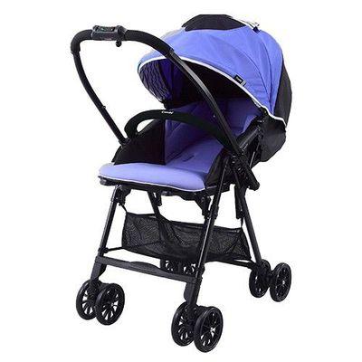 NEYO 超輕靚.雙向.秒收嬰幼兒手推車-神秘紫-1個月~36個月(體重15kg以下)