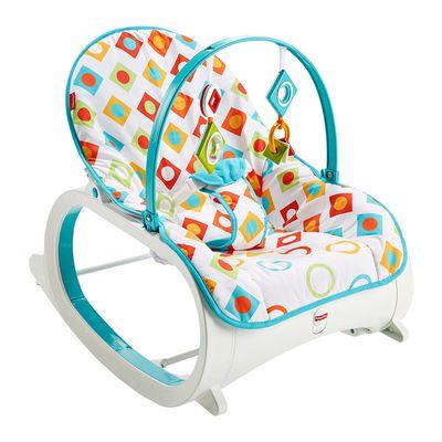 美國Fisher-Price 費雪 - 費雪嬰兒幼童安撫搖椅