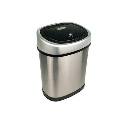 時尚不銹鋼感應垃圾桶(廚衛系列) (12L)