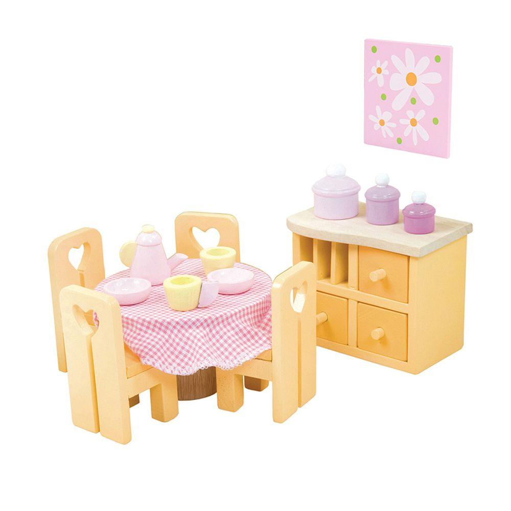 英國 Le Toy Van - Sugar Plum 現代休閒風系列 - 餐廳