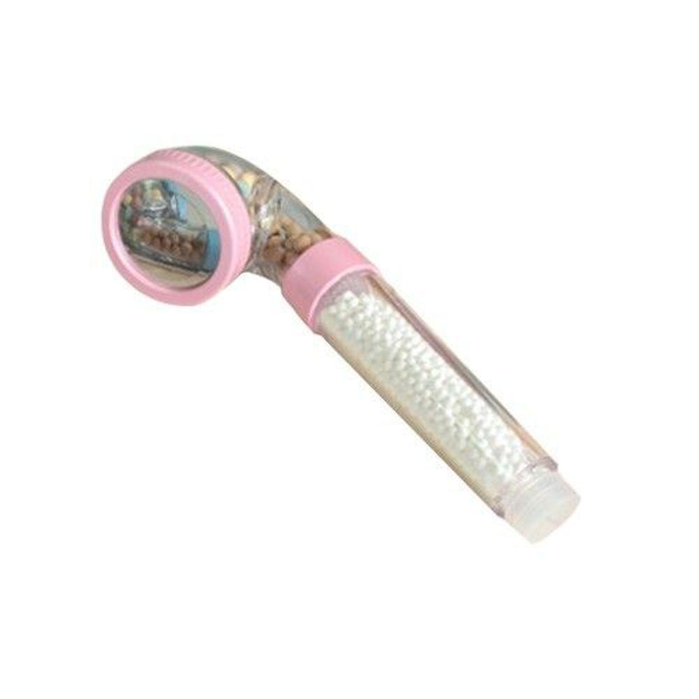 潔霖安健 - 嬰幼兒健康沐浴器-粉紅-沐浴器(蓮蓬頭)x1支