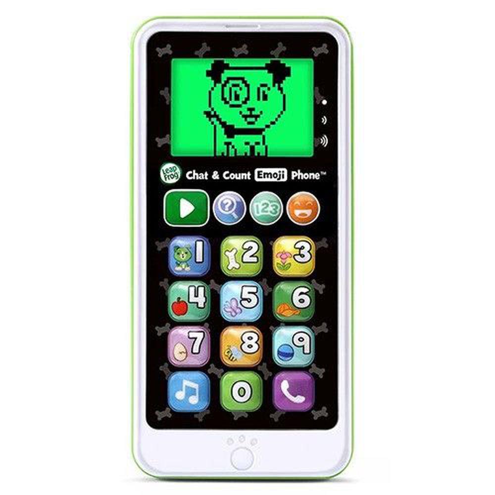 LeapFrog美國跳跳蛙 - 炫光智慧小手機-炫白