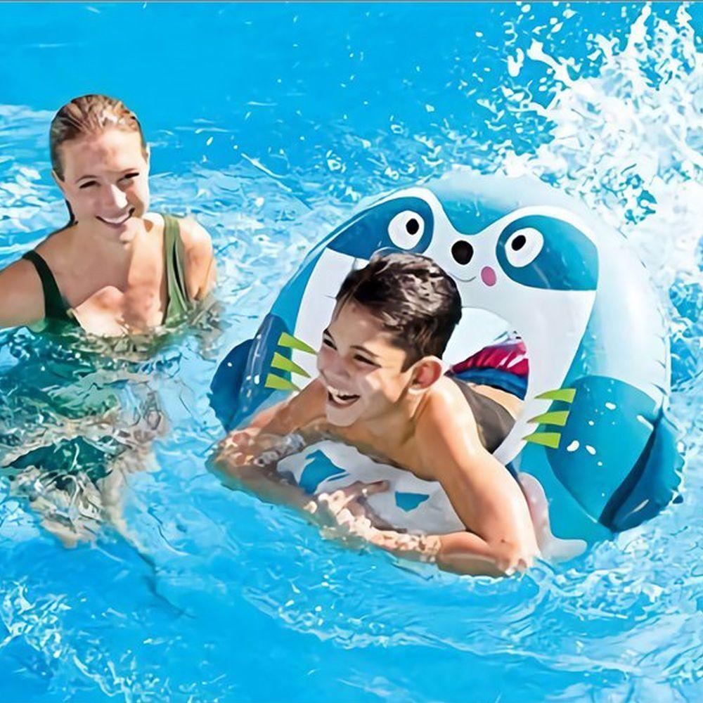 INTEX - 可愛樹懶造型泳圈 適用8歲以上