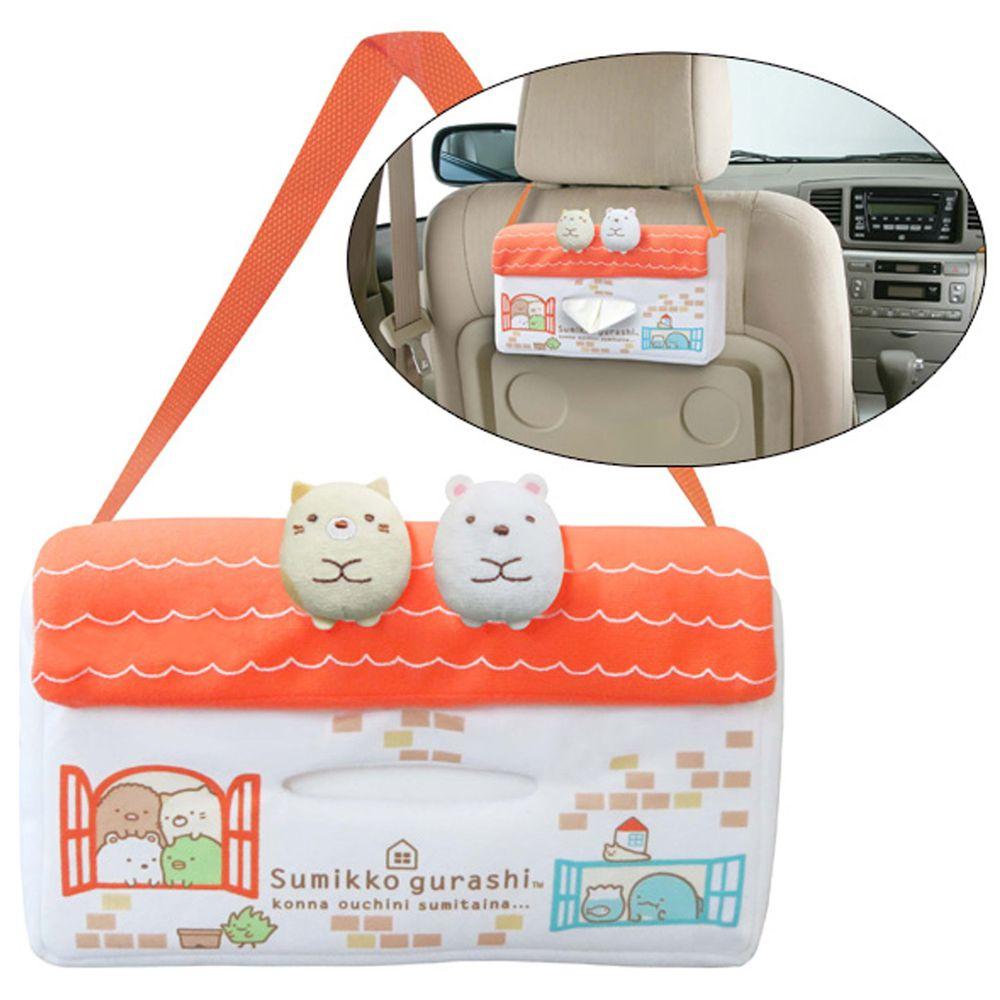 日本代購 - 角落生物車用/家用 衛生紙盒套 (25x9.5x15.5cm)