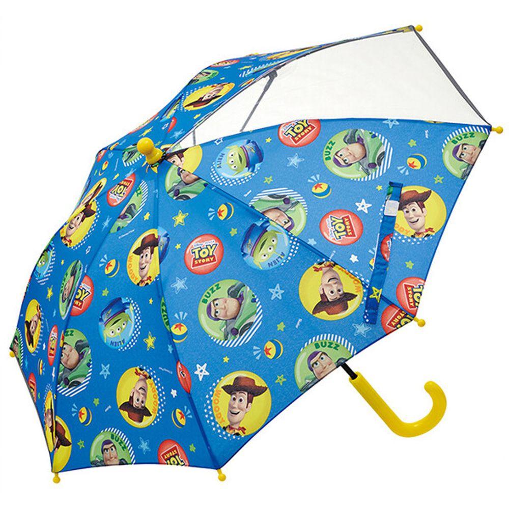 日本 SKATER 代購 - 卡通直傘-玩具總動員-藍 (40cm(95-105cm))