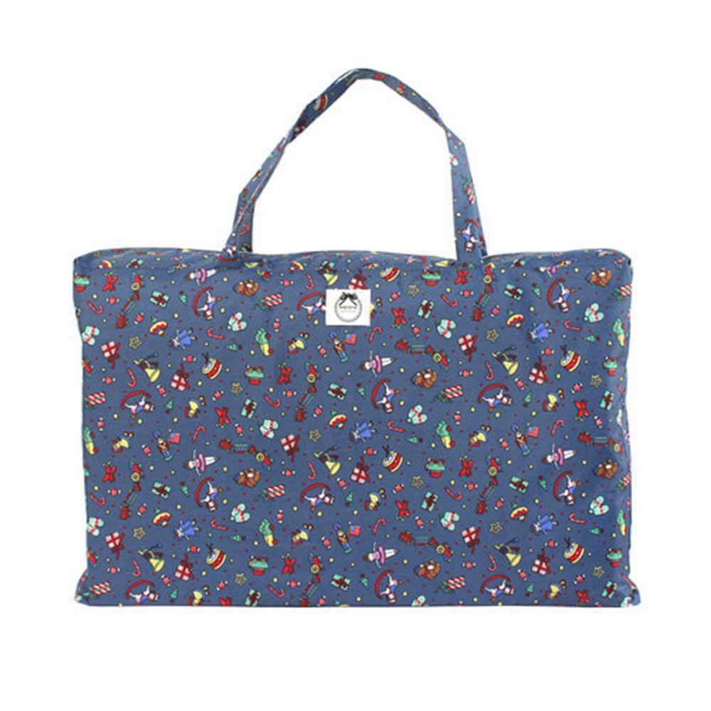 韓國製 - 防水睡袋收納袋-玩偶玩具 (55*33*12cm)