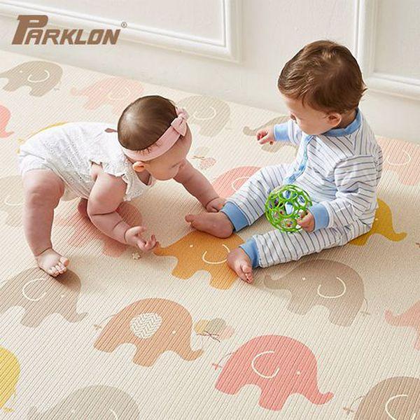 韓國Parklon 帕龍無毒遊戲地墊,還有 parklon sillky 輕量防刮系列