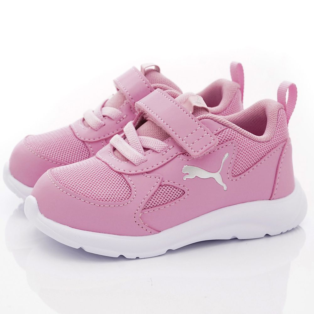 puma - 輕量彈力學步鞋(寶寶段)-粉