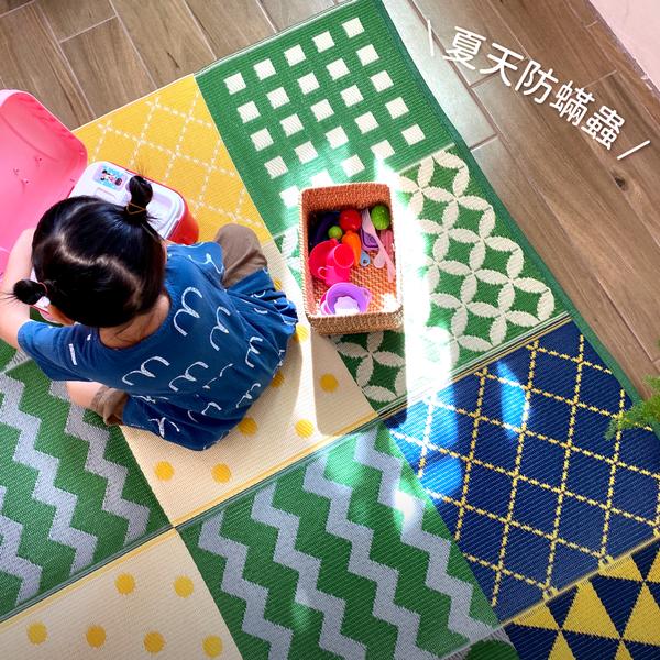 日本製防蟎遊戲墊X純棉椅墊