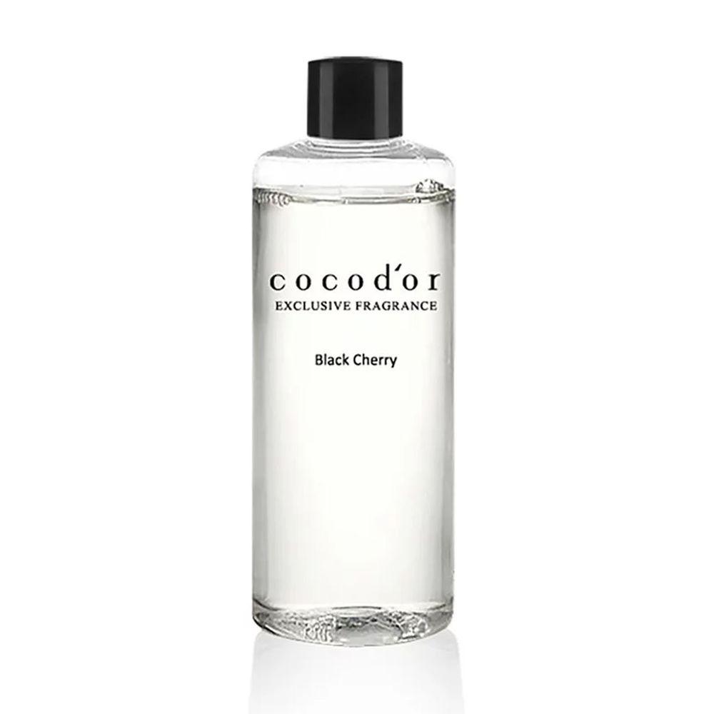 韓國 cocodor - 擴香補充瓶-黑櫻桃-200ml