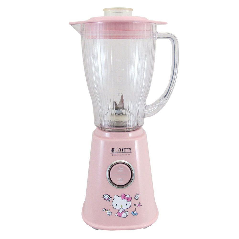 HELLO KITTY - 多功能料理機(果汁機)OT-515(台灣三麗鷗正版授權商品)-粉色